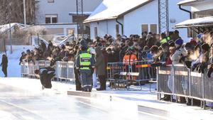 Winter Classic är tillbaka när Tillberga kör dubbla matcher i Allsvenskan på Hubbovallen denna helg. Fotograf:Stefan Lindgren