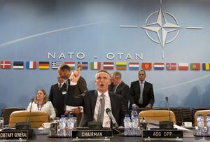Natoländer som USA behåller sina kärnvapen, liksom Ryssland