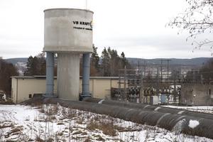 Lernbo kraftstation är en av elva kraftstationer som ingår i affären på som en majoritet i kommunstyrelsen vill genomdriva.
