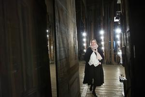 Sofi Lerström är chef på Drottningholms Slottsteater, som fyller 250 år.