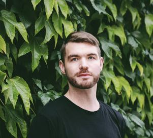 Daniel Mårs från Säter debuterar som poet.