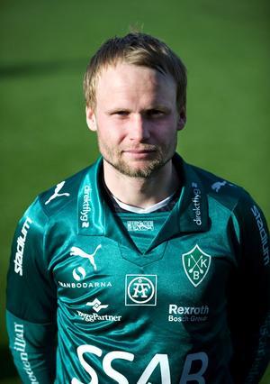 Andreas Hedlund är klar för Falu FK.