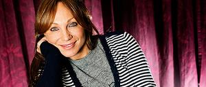 Charlotte Perelli satsar på finalen i Globen i Stockholm, men vet att ingenting är självklart. Det blir hennes tredje gång som tävlande i Melodifestivalen.