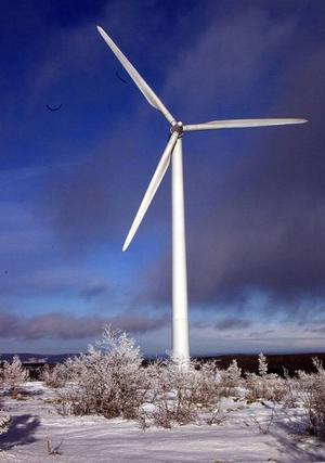 Största vindkraftsprojketet i Härjedalen hittills planeras nu söder om Sveg där Bergvik Skog vill bygga 130 vindsnurror. Foto: sven-egon johansson