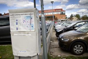 Ska automaterna försvinn a helt och p-avgifterna istället betalas med mobiltelefonen?
