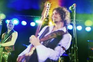Conny Bloom spelade på Rocknight i i februari.