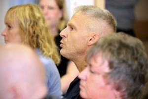 Mårten Svensson fick under presskonferensen bekräftat det han befarade i våras, att akuta kirurgin skulle bli fortsatt stängd efter sommaren.