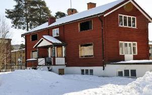 Timmerbyggnaden där tidigare IFK Rättviks kansli huserade ska rivas och ge plats för parkeringar.