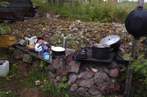 Enkelt. Spis och disk. Foto:Karolina Lundgren