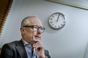 Sven-Göran Wetterberg är samordnare för gruppen mot våldsbejakande extremism i Örebro. Just nu förbereder man sig för eventuella IS-återvändare. Arkivfoto