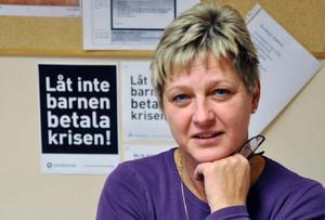 Kerstin Åsholm, specialpedagog för förskolorna i Bräcke kommun, är för närvarande föräldrautbildare i kommunen.