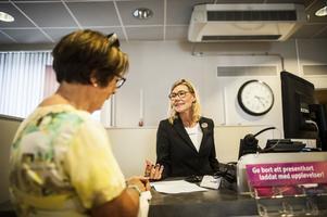 Karolina Fägerblad på Resia berättar om en