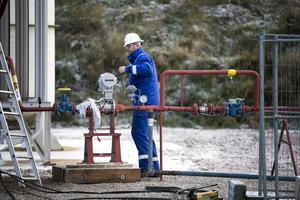Igrene AB borrar efter gas i Siljansringen.