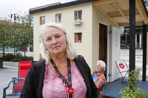 Monalisa Norrman toppar Vänsterpartiets lista inför valet till regionfullmäktige.