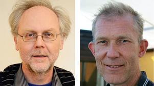 Peter Alsbjer och Lars Hilmersson.