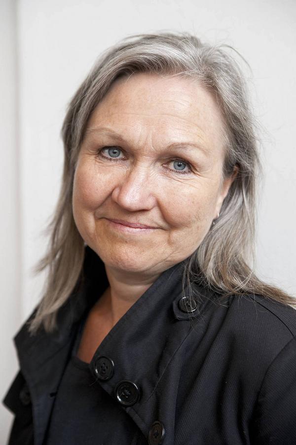 Kajsa Åslin är informatör i Härnösands stift.