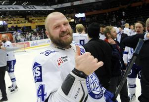 Jonas Frögren gör en sista match med Ludvika för att sluta cirkeln.