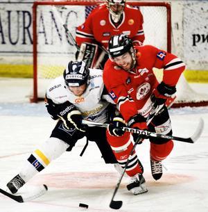 Hudik Hockey visade både vilja och disciplin.