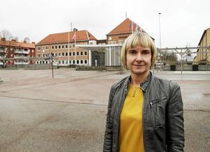 Fölrvaltningschefen Maria Ronsten har anledning att känna sig ganska nöjd med tillgången på behöriga lärare inför skolstarten.