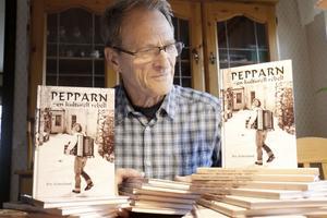 Per Zetterlund släppte för tre år sedan boken om pepparn och har dessutom kommit med en utökad ny utgåva. Arkivbild: Thomas Eriksson.