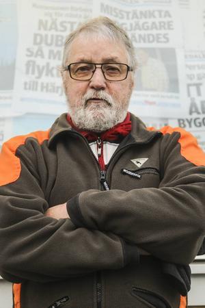 Leif Eriksson jobbade över 40 år på Tidningen Härjedalen.