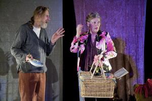 Groupie spelas av Teater Nolby med Olle och Lena Söderberg i rollerna.BILD: MATS ENDERMARK