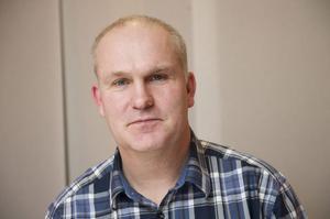 Odd Johansson, försäljningschef på Övik Energi.