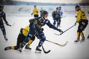 Peace & Love City vände mot Örebro efter en tung inledning på matchen.