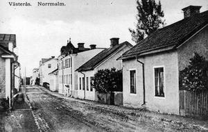 Föreningsgatan. Norrmalms paradgata i början av 1900-talet.
