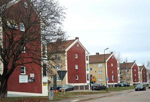 Tunabyggen säljer fastigheter på Bullermyren samt relativt nybyggda Lisselhagen.