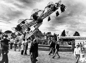 1973 hade Björkmans tivoli enligt Hudiksvalls-Tidningen ungefär 20 000 marknadsbesökare. Det beskrevs som en lugn tillställning även om ett 30-tal fick sova ruset av sig i