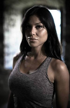 Melissa Miller från Borlänge är deltagare i storsatsningen Spartan X.