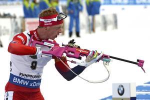 Johannes Thingnes Bø vann fredagens sprint.