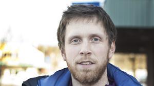 Fredrik Sjöström, 33 år, Fagersta skateboardsgille: –Vi är helt för placeringen i parken. Det känns helt rätt och jag tycker att det kommer att berika parken. Vi är jätteglada och följer projektet med spänning.