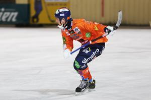 Christian Mickelsson kvitterade i 49:e minuten efter en frispelning från Ville Aaltonen.