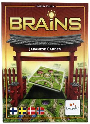 Brains - Japanese Garden.