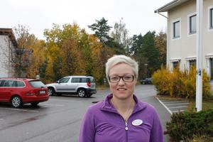 Anette Hallsten, Lärarförbundet Norrtälje
