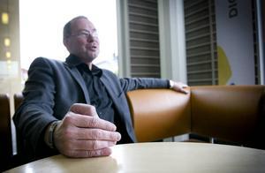 Ander Söderholm, rektor vid Mittuniversitetet. Arkivbild.
