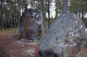 Minnesstenen restes trehundra år efter händelserna i Torsåker.