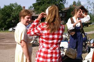 50-60-tals flärd och högsta mode.
