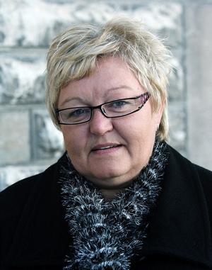 Birgitta Nilsson, 47, resekonsult, Sundsvall: