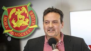 Redan innan avancemanget var klart ville Mora IK:s klubbdirektör Peter Hermodsson ha en ny arena. Den bör han betala själv.