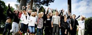 Havet 6 på Fridhem har vunnit klasstävlingen i alla år de varit med.