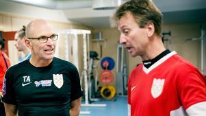 Tor-Arne Fredheim har dragit i gång träningen med Assyriska, med hjälp av Ljungskiles förra fystränare Jonny Drottz som tagits in som konsult under försäsongen.