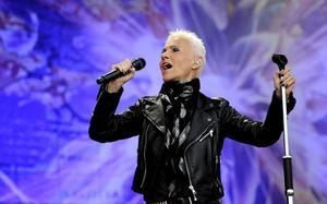 Marie Fredriksson är en av de få kvinnor som föräras en rockbiografi i höst. Foto: Erik Mårtensson/Scanpix