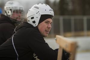 Fredrik Mårtensson följde spelet.