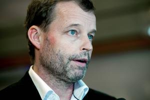 Lars Nolander är klubbdirektör för Timrå IK.