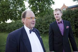 Leif Eriksson har kritiserat möjligheten för journalisterna att sköta sitt jobb.