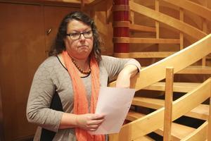 Eva Hellstrand (C), oppositionsråd och andre vice ordförande i regionala utvecklingsnämnden.