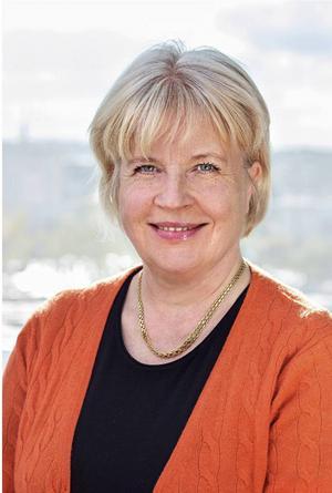 Marie-Louise Harling, rättslig expert på Skatteverket.